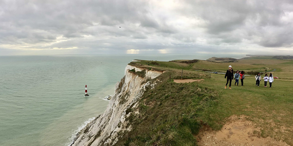 Try It Walk 3: Seven Sisters & Beachy Head