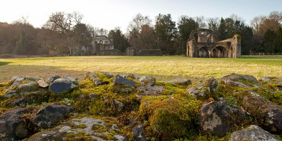 Hike: Farnham and Waverley Abbey