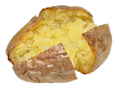 Jacket Potatoes 2 for £1.50