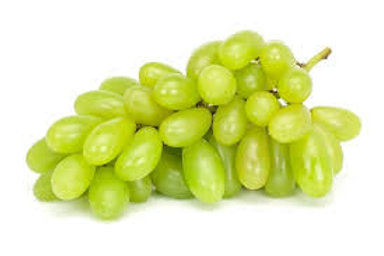 500g Punnet White Grape