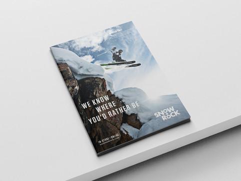 Snow+Rock Winter Campaign