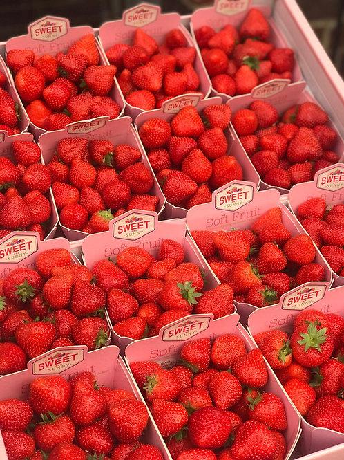 Luxury Strawberries 500g