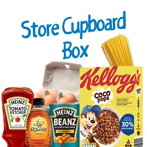 Store Cupboard Box