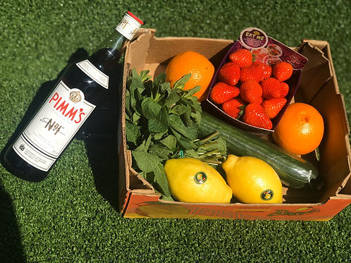 Luxury Pimms Box (Pimms not included)