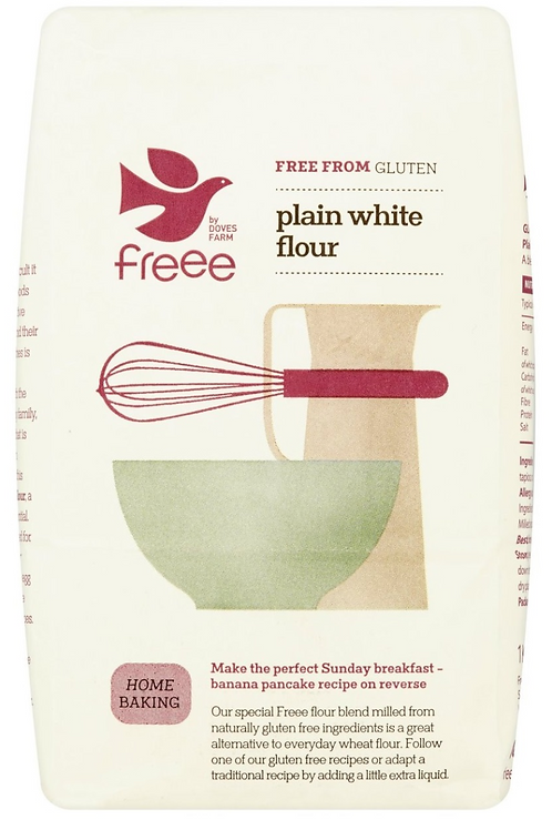 Doves Gluten Free Plain Flour