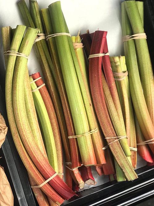 Rhubarb Bunch