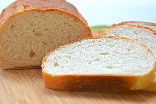 White Sliced Bloomer Bread (Sold Frozen)