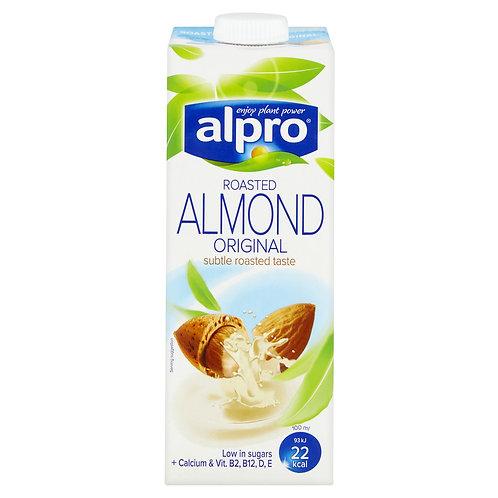 Alpro Almond Milk - 1 ltr