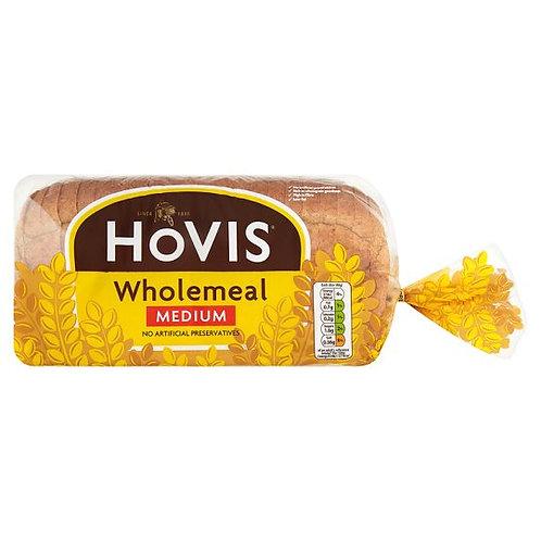 Hovis Wholemeal Medium Bread 800g
