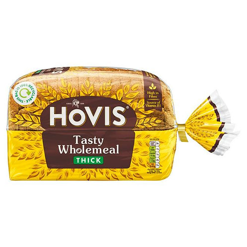 Hovis Wholemeal Thick Bread 800g