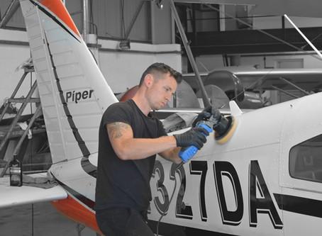 Aircraft Detailing - Piper Arrow