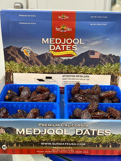 Medjool Dates £5 Punnet