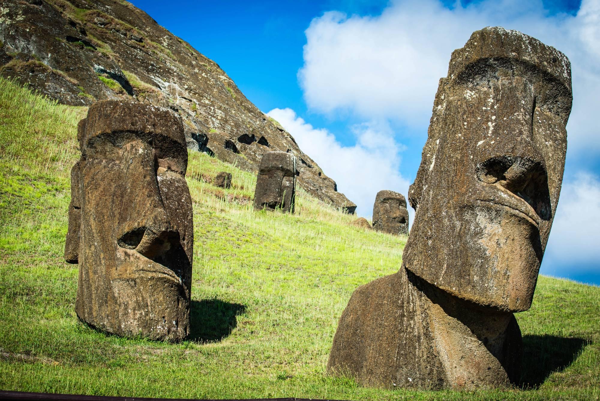 Moai - Chile