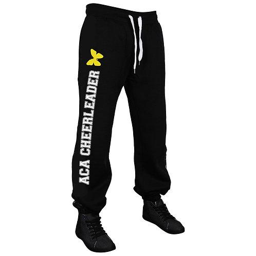 ACA Cheerleader Black Joggers