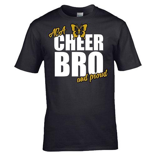"""Cheer Bro and Proud"" T-Shirt"