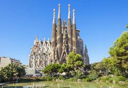 La Sagrada Família - Spain