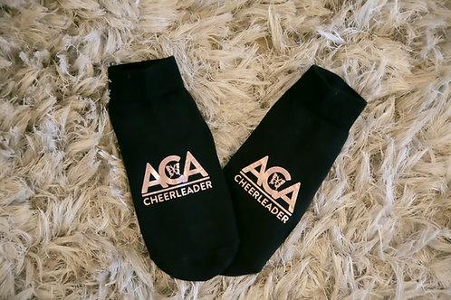 Rose Gold ACA Trainer Socks [RGC]