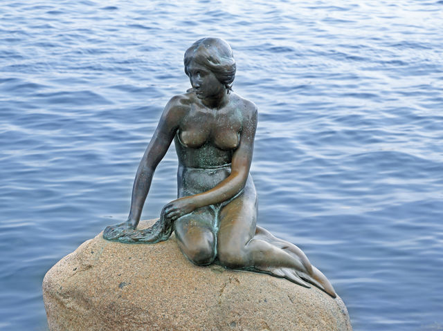 Little Mermaid - Denmark
