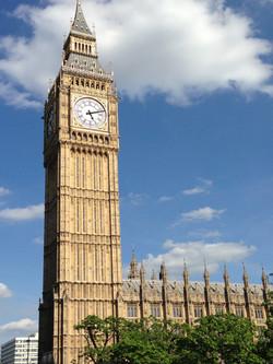 The Elizabeth Tower - England