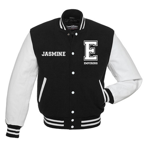 Personalised Team Varsity Jacket