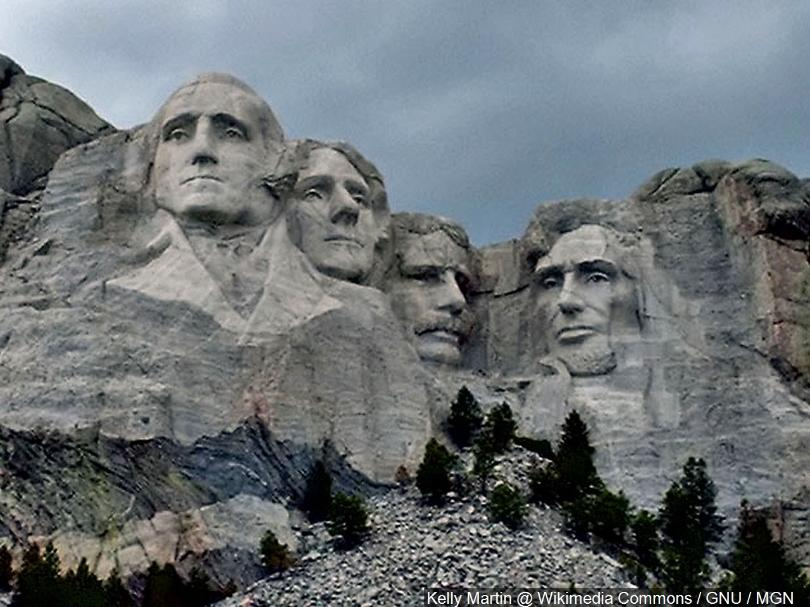 Mount Rushmore - USA