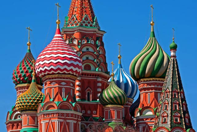St Basils Cathedral - Moscow