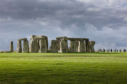 Stone Henge - England