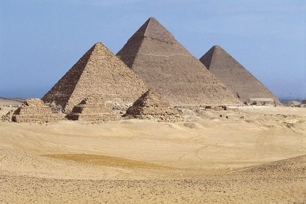 Great Pyramid of Giza - Egypt
