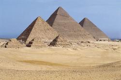 Great Pyramid of Giza - Egypt