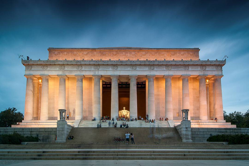 The Lincoln Memorial - USA