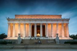 The Lincoln Memorial - USA