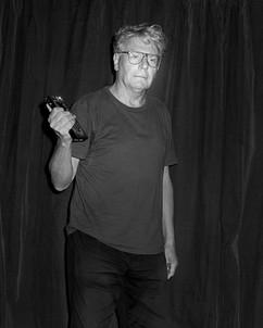 Roman Signer, artiste, performeur. Prix d'Honneur du FILAF 2014.