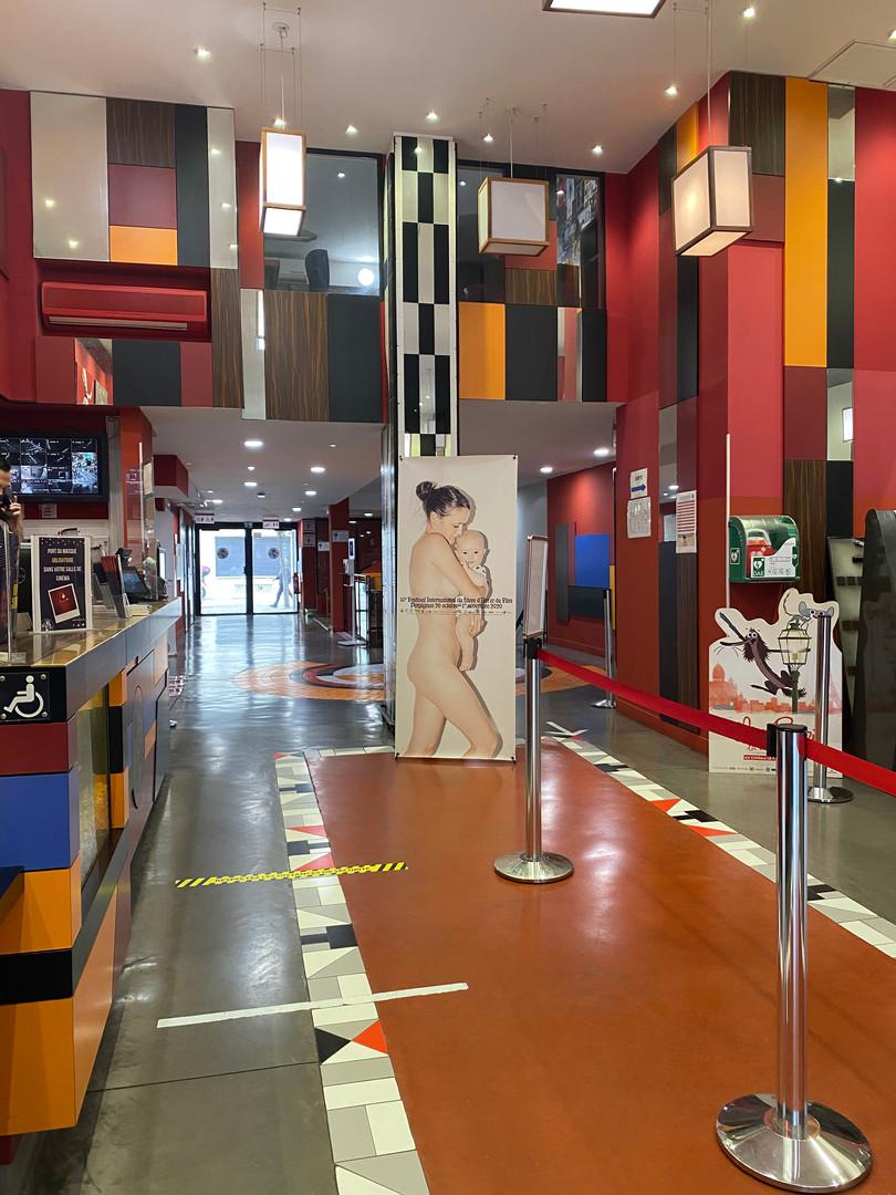 Le FILAF s'installe au cinéma Castillet !