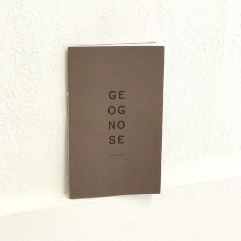 Toma Dutter - Geognose (19€)
