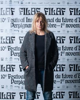Marie Maertens, portrait par Pascal Ferro