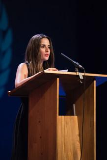 Laura, directrice du FILAF