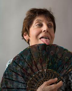 Annette Messager, artiste et auteur. Prix d'Honneur du FILAF 2017.