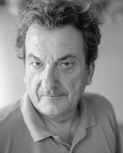 Bernard Mercadé, commissaire d'expositions et auteur. Président du Jury des Livres du FILAF 2018.