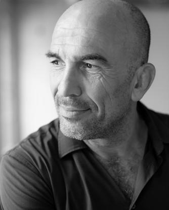 Eric Mangion, directeur du Centre d'art de la Villa Arson. Membre du Jury des Livres du FILAF 2018.