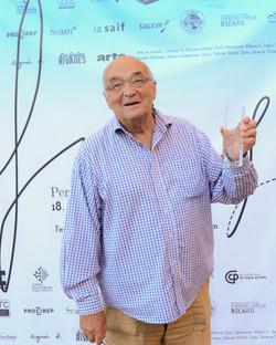 Bruno Monsaingeon, musicien et réalisateur. Prix d'Honneur du FILAF 2018.