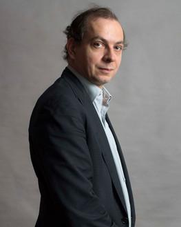 Laurent le Bon, Directeur du  Centre Pompidou-Metz. Membre du Jury du FILAF 2013.