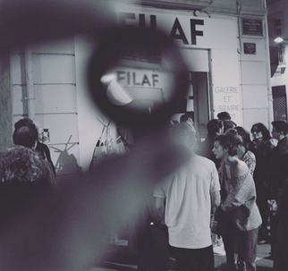 Galerie / Librairie du FILAF, Perpignan
