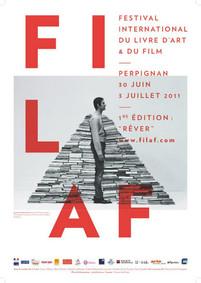 Affiche FILAF 2011