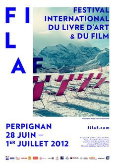 Affiche FILAF 2012