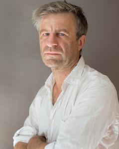 Jean-Yves Jouannais, auteur et critique d'art. Prix d'Honneur du FILAF 2017.