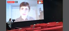 Tanja Cunz, présentation livre Object of Desire, catégorie Art Moderne, au Cinéma Castillet