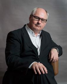 Philippe Régnier, Rédacteur en Chef du Quotidien de l'Art et Membre du Comité de Sélection du FILAF 2013.