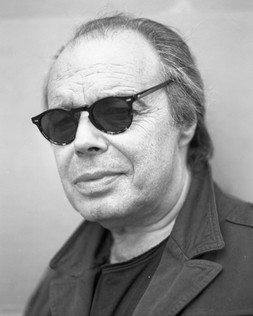 Philippe Djian, auteur. Invité d'Honneur du FILAF 2015.