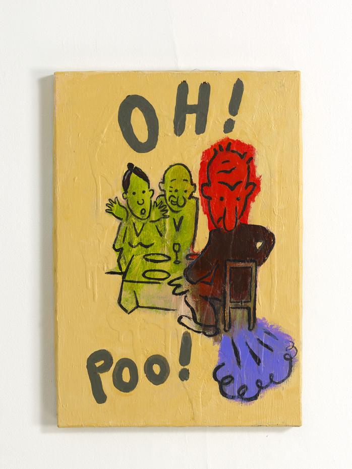 Kriminal Series, Oh ! Poo !
