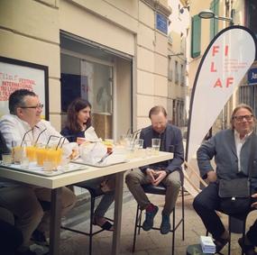 Le jury du FILAF 2014